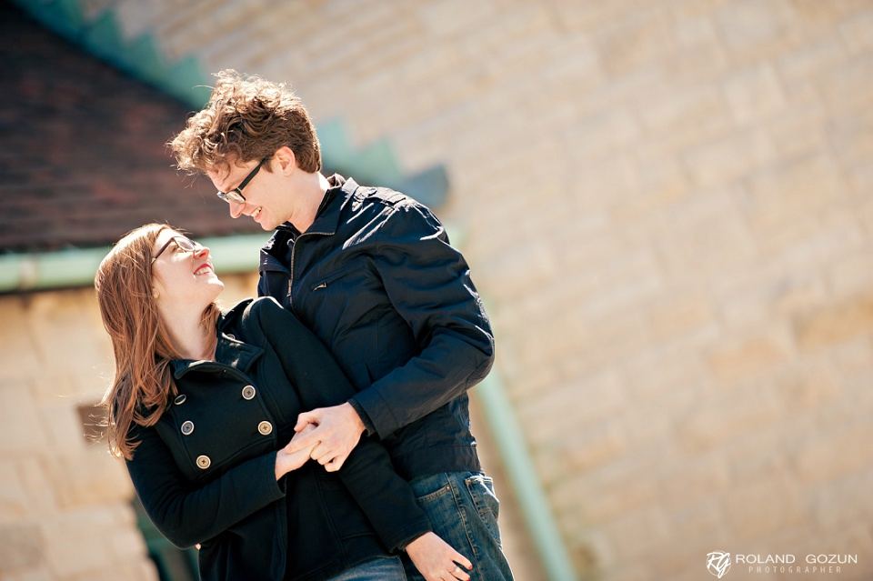 Erin + Neil | Chicago Engagement Session