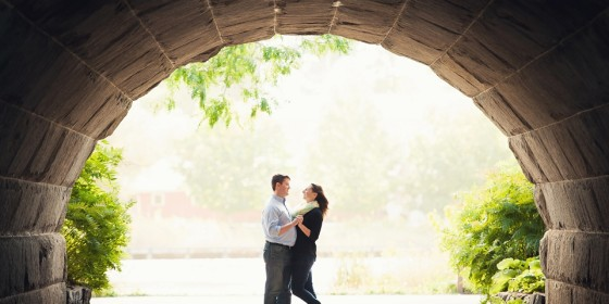 Nicole + Brandon | Lincoln Park Engagement Photographers