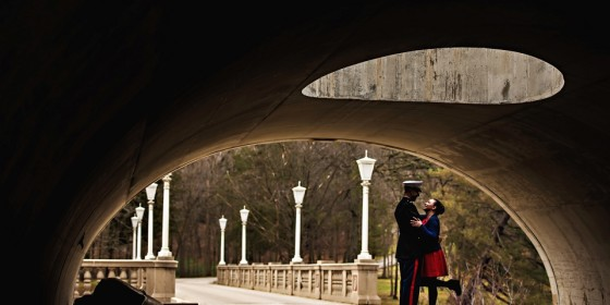 Katrina + Sean | Mundelein Engagement Photographers