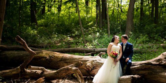 Amy + Brandon   Sturtevant, Wisconsin Wedding Photographers