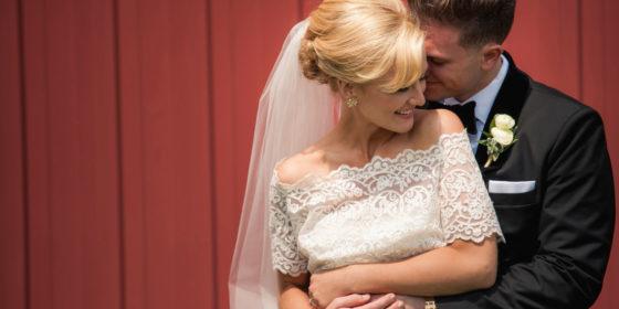 Callie + Johnny   Orchard Ridge Farms Wedding Photographers