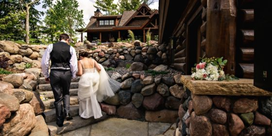 Chardae + Brian   Cable, Wisconsin Wedding Photographers