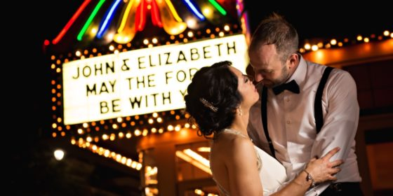 Elizabeth + John | Genesee Theatre Wedding Photographers