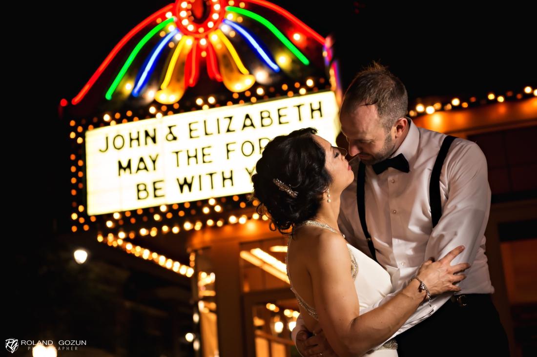 Elizabeth + John | Genesee Theatre Wedding Photographers