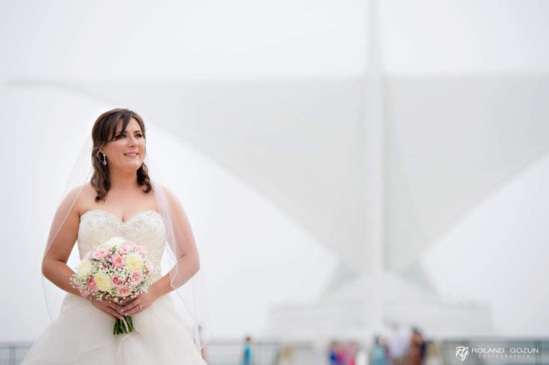Katie + Miguel | Grace Center, Milwaukee Wedding
