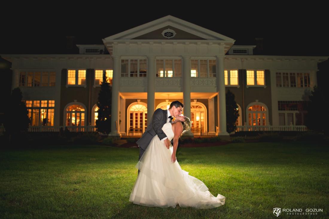 Jenna + Brett | Lehmann Mansion Wedding Photographers