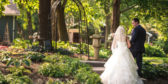 Eva + Tom   The Barn at Hornbakers Garden Wedding Photographers