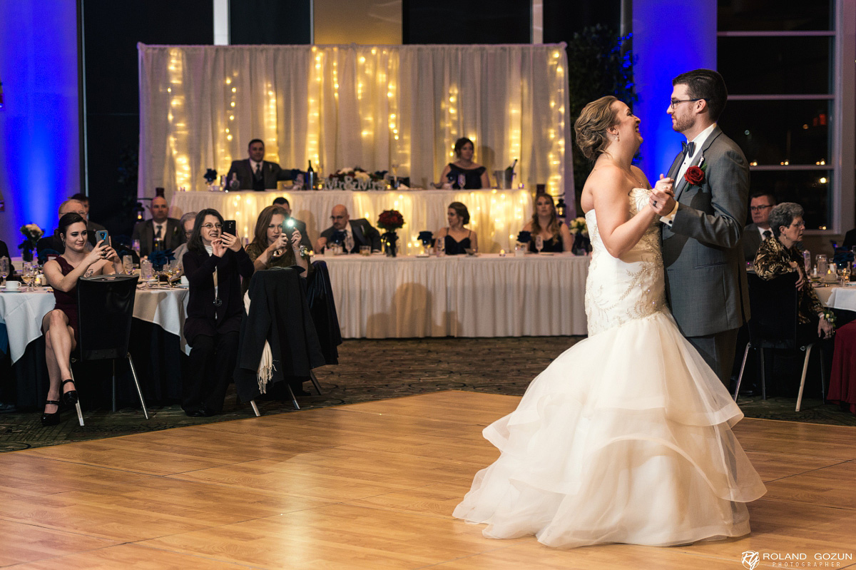 Jessica + Bryce | Tinley Park Convention Center Wedding