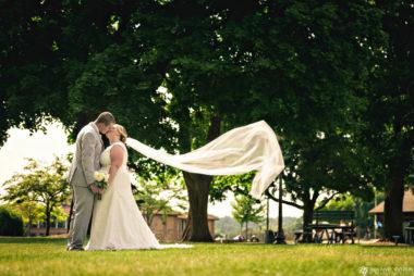 Ashley + Tom   Lake Geneva Wedding Photographers