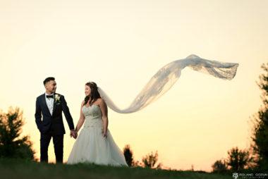 Michaela + Joseph   DiNolfo's Banquets Wedding Photographers