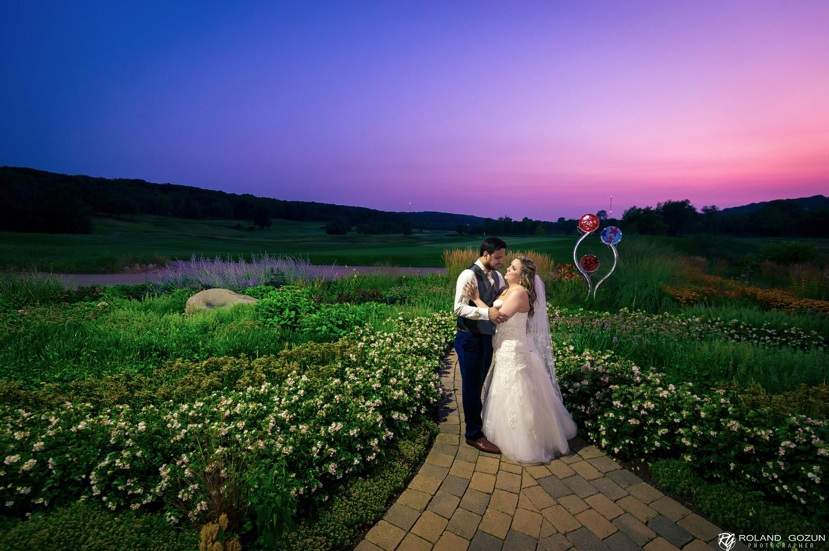 Madalyn + Terry | Hawk's View Golf Course, Lake Geneva, Wisconsin Wedding Photographers