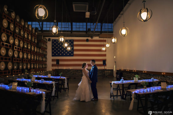 Carrie + Dennis | Revolution Brewery, Chicago, Illinois Wedding Photographers