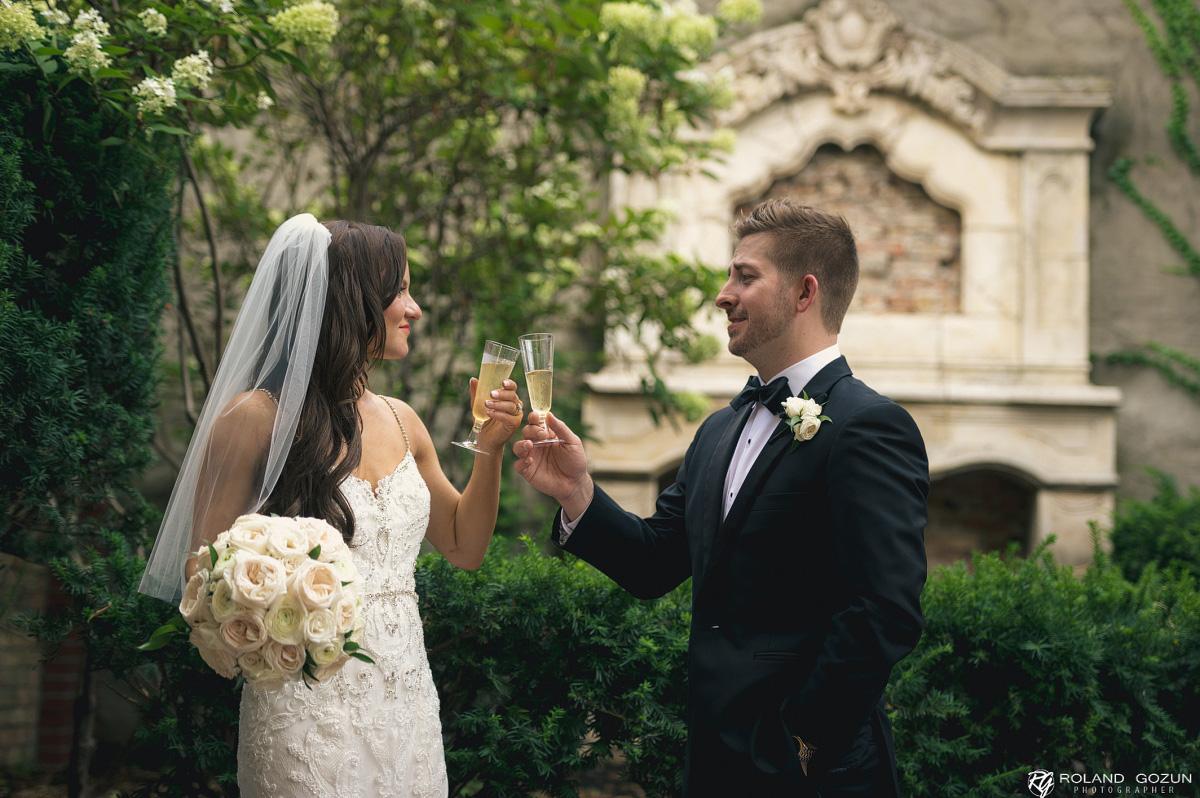 Nicole + Nick | Chicago Illuminating Company Wedding Photographers