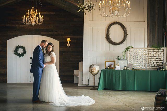 Emerson Creek Pottery and Tearoom Oswego Wedding